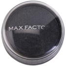 Max Factor Wild Shadow Pot Lidschatten Farbton 10 Ferocious Black  4 g