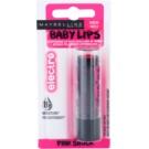 Maybelline Baby Lips Electro Lippenbalsam mit leichter Färbung Farbton Pink Shock 4,4 g
