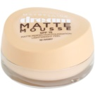Maybelline Dream Matte Mousse mattierendes Make-up Farbton 10 Ivory 18 ml