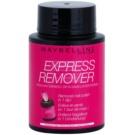 Maybelline Express Remover odlakovač na nehty bez acetonu 75 ml