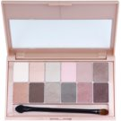 Maybelline The Blushed Nudes Palette mit Lidschatten Farbton Nude 9,6 g