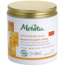 Melvita Apicosma tápláló testbalzsam 3 Miels Honeys (Ultra - Nourishing Body Balm) 150 g