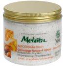 Melvita Apicosma telový peeling pre suchú pokožku 3 Miels Honeys (Body Scrub - Dry Skin) 150 g