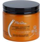 Melvita Hair Regenerating Mask For Dry And Damaged Hair  175 ml