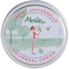 Melvita Les Essentiels Universalcreme Für Gesicht und Körper (With Melliferous Flowers and Beeswax) 100 ml