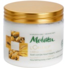 Melvita L'Or Bio rozjasňujúci krém na telo 5 Precious Oils (Nourishing Body Cream with a Satin Shimmer) 175 ml