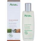 Melvita Pour Homme Eau de Toilette for Men 100 ml  Cedar - Vetiver