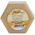 Melvita Savon sabonete de plantas com mel Honey-Beeswax 100 ml