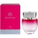 Mercedes-Benz Mercedes Benz Rose Eau de Toilette para mulheres 90 ml