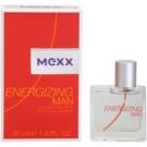 Mexx Energizing Man Eau de Toilette para homens 30 ml