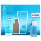 Mexx Ice Touch Woman 2014 set cadou III Apa de Toaleta 15 ml + Gel de dus 50 ml