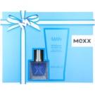 Mexx Man Geschenkset III. Eau de Toilette 30 ml + Duschgel 50 ml
