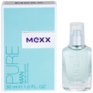 Mexx Pure Man New Look Eau de Toilette para homens 30 ml