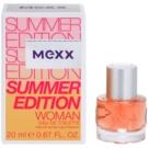 Mexx Woman Summer Edition 2014 Eau de Toilette for Women 20 ml
