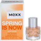 Mexx Spring is Now Woman toaletní voda pro ženy 20 ml