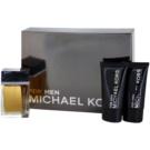 Michael Kors Michael Kors for Men Geschenkset I.  Eau de Toilette 120 ml + After Shave Balsam 75 ml + Duschgel 75 ml