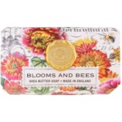 Michel Design Works Blooms and Bees feuchtigkeitsspendende Seife mit Bambus Butter (Pure Vegetable Palm Oil, Glycerin, Shea Butter) 246 g