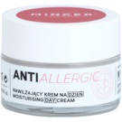 Mincer Pharma AntiAllergic N° 1200 hydratační denní krém na rozšířené a popraskané žilky N°1201 (Chestnut, Gingko Biloba, Lingonberry) 50 ml