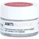 Mincer Pharma AntiAllergic N° 1200 ránctalanító krém az érzékeny, vörösödésre hajlamos bőrre N ° 1202  50 ml