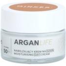 Mincer Pharma ArganLife N° 800 50+ crema de día hidratante  N° 801  50 ml