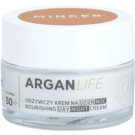 Mincer Pharma ArganLife N° 800 50+ crema nutritiva  N°802  50 ml