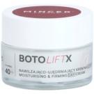 Mincer Pharma BotoLiftX N° 700 40+ crema de día hidratante y reafirmante N°701 (Calmosensine, Matrixyl, UVA/UVB Filters) 50 ml