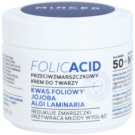 Mincer Pharma Folic Acid N° 450 crema facial antiarrugas 50+ N° 452 (Folic Acid, Jojoba, Algae Laminaria) 50 ml