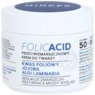 Mincer Pharma Folic Acid N° 450 крем для шкіри проти зморшок 50+ N° 452  50 мл