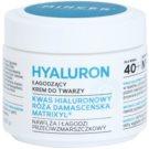 Mincer Pharma Hyaluron N° 400 vyhlazující krém 40+ N° 401  50 ml