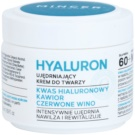 Mincer Pharma Hyaluron N° 400 crema hidratante reafirmante 60+ N° 403 (Hyaluronic Acid, Caviar, Red Vine) 50 ml