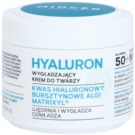 Mincer Pharma Hyaluron N° 400 gladilna krema 50+ N° 402 (Hyaluronic Acid, Amber Algae, Matrixyl) 50 ml