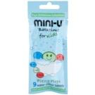 Mini-U Bathtime pastillas para el baño para niños   9 x 3 g