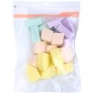 Missha Accessories Foundation Sponge Big Package (Fresh Colorful Make Up Sponge) 25 pc