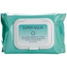 Missha Super Aqua All In One robčki za odstranjevanje ličil 2v1 (Cleansing Oil In Tissue) 40 kos