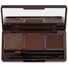 Missha 3 - Step Brow Kit kit para sobrancelhas tom No. 2 Red Brown 5,5 g