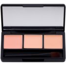 Missha Closing Cover Concealer Palette With Mirror And Applicator Color No.1 Vanilla Mix 3 x 1,3 g