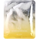 Missha Super Aqua Cell Renew Snail máscara hidratante com extrato de caracol   28 g