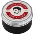 Missha For Men Class Up Hair Wax vosk na vlasy extra silné zpevnění (Very Shord Hair, Super Hard) 90 g