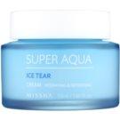 Missha Super Aqua Ice Tear зволожуючий крем для шкіри  50 мл