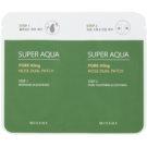 Missha Super Aqua Pore - Kling Treatment for Pore Tightening and Removing Blackheads (Nose Dual Patch)