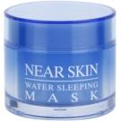 Missha Near Skin Water Sleeping nawilżająca maseczka na noc dla doskonałej skóry  100 ml