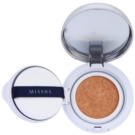 Missha M Magic Cushion make-up compact SPF 50+ culoare No.23 SPF50+/PA+++ 15 g