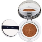 Missha M Magic Cushion make-up compact SPF 50+ culoare No.27 SPF50+/PA+++ 15 g