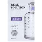 Missha Real Solution plátenná maska s revitalizačným účinkom  25 g