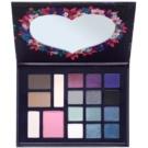 Misslyn Deadly Beautiful paleta pentru intreaga fata cu oglinda mica culoare 8 I´m Hot, You´re Not! 15 g