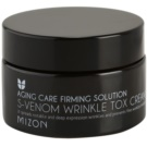 Mizon Aging Care Firming Solution Anti-Faltencreme mit Schlangengift (Face Cream Containing SYN - AKE  Anti - Aging Complex) 50 ml