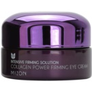 Mizon Intensive Firming Solution Collagen Power creme contornos de olhos refirmante antirrugas, anti-olheiras, anti-inchaços  25 ml