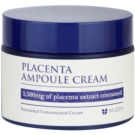 Mizon Placenta Ampoule Cream Creme für die Regeneration und Erneuerung der Haut (1,500 mg Of Placenta Extract Contained) 50 ml