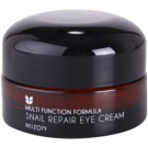 Mizon Multi Function Formula regenerierende Augencreme (Snail Repair Eye Cream With 80 % Snail Secretion Filtrate) 25 ml