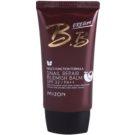 Mizon Multi Function Formula  BB creme com extrato de baba de caracol SPF 32 tom Sand Beige  50 ml
